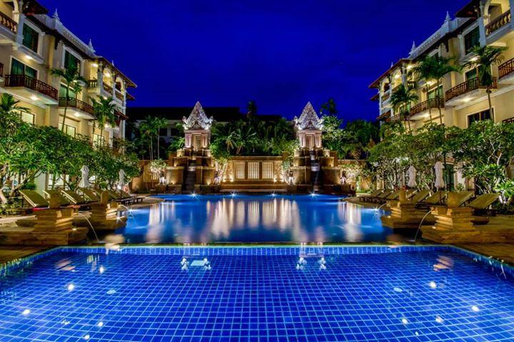 Sokha Angkor Resort, Siem Reap cover
