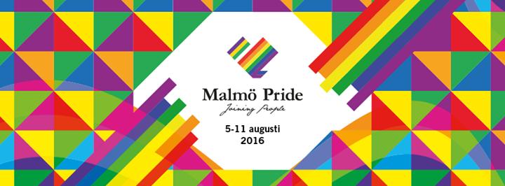 Malmö Pride cover