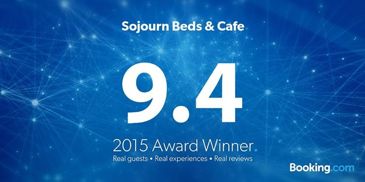 Sojourn Beds & Cafe cover