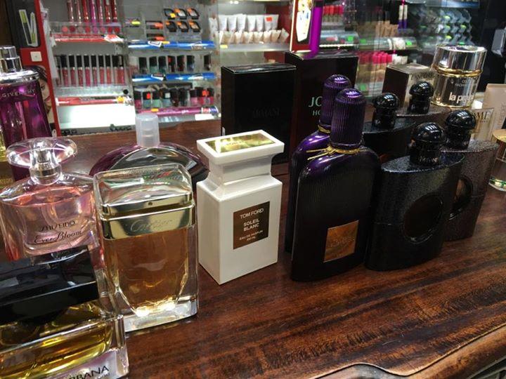 Perfumeria Merkury cover
