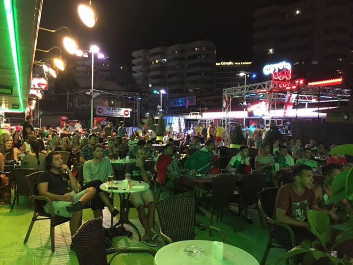 Magaluf Square cover
