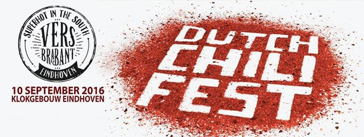 Dutch Chili Fest cover