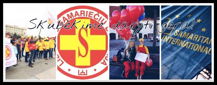 Lietuvos Samariečių bendrija cover