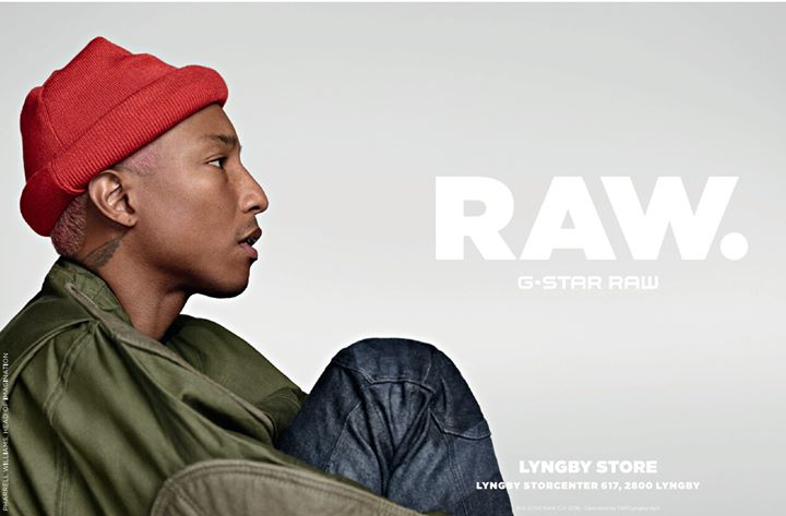 G-Star Raw Store Lyngby Storcenter cover