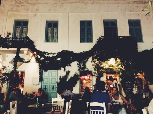 Yiannis Bar Paros cover