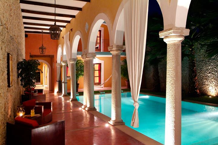 Hotel Hacienda Merida cover