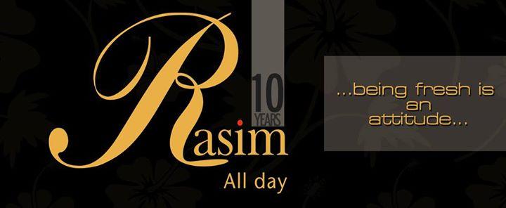 Rasim Cafe - Club cover