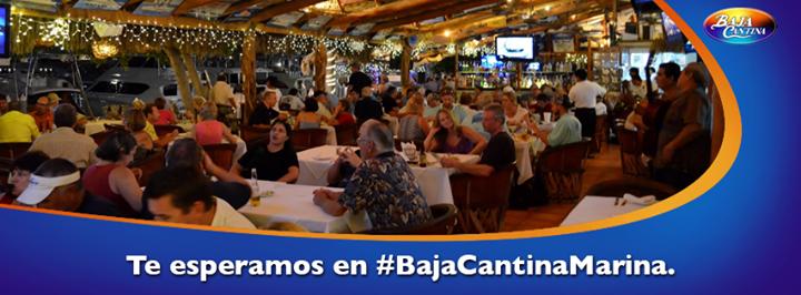 Baja Cantina Marina cover
