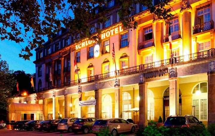 Schlosshotel Karlsruhe cover