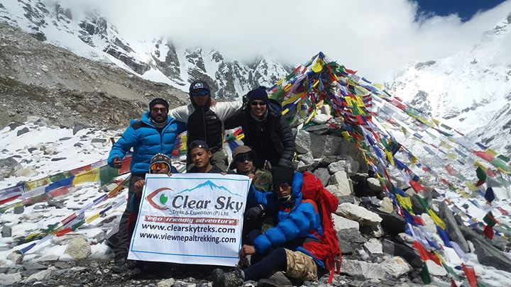 Clear Sky Treks & Expedition Pvt.  Ltd. cover