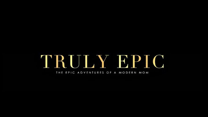 The Epic Adventures of a Modern Mom cover