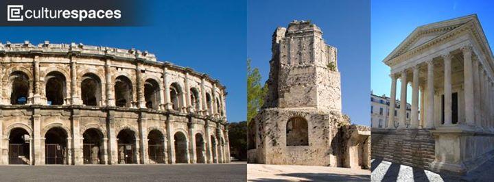 Arènes de Nîmes cover