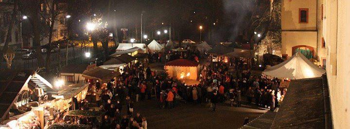Mittelalterlicher Weihnachtsmarkt Durlach cover