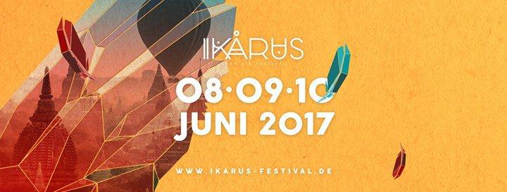 Ikarus Festival cover