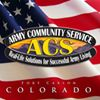 Fort Carson Army Community Service