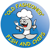 'Old Fashioned' Fish and Chips