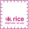 RICE // People care - we care