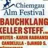 Chiemgau Alm Festival