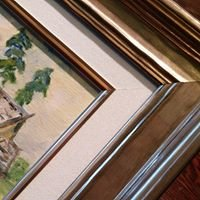 Cornerstone Custom Picture Framing and Gallery
