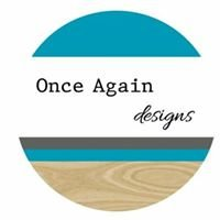 Once Again designs