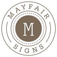 Mayfair Signs & Powder Coating