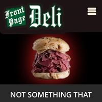 Front Page Deli LLC