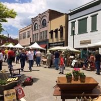 Special Events in Historic Downtown Clinton, TN