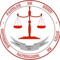 Master 2 Pratique du Droit des Affaires - Université Catholique de Lille