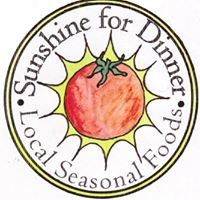 Sunshine for Dinner - The Farmer's Market that comes to you.