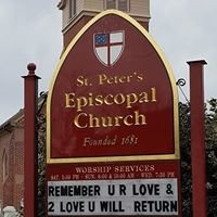 Saint Peter's Episcopal Church, Lewes, Delaware