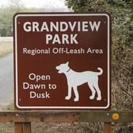 Grandview Off Leash Dog Park