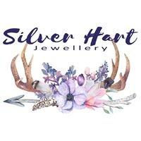 Silver Hart Jewellery