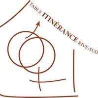 Table Itinérance Rive-Sud