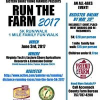 Run the Farm 5k