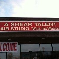 A Shear Talent Hair Studio
