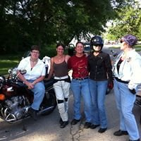 Sisters of the Moon Motorcycling Gals