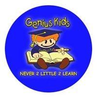 Genius Kids - Berryessa
