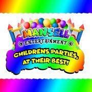 Mansell Entertainment - Childrens Parties at their best