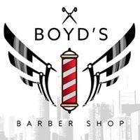 Boyd's Barber Shop