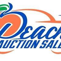 Peach Auction Sales