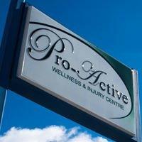 Pro-Active Wellness & Injury Centre
