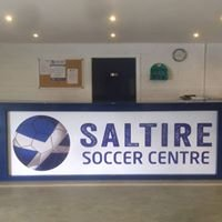 Saltire Soccer Centre & Saltire Soft Play