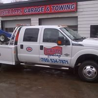 PETROFF'S GARAGE AND TOWING