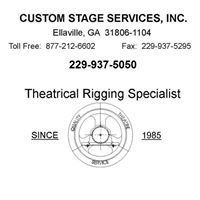 Custom Stage Services Inc.
