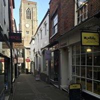 Bridewell Alley - the hidden gem of the Lanes