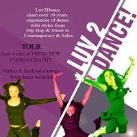Luv2dance Fitness & Dance Studio
