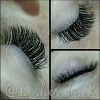 Lashes By-k
