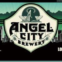 Angel City Brewery Beer Garden