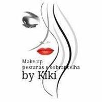 Make up, pestanas e sobrancelhas by Kiki