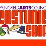 Costume Shop at the Springfield Arts Council